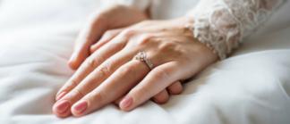 Betrokkenheid en trouwringen - Jame Labro